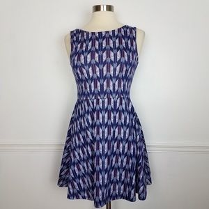 Divided by H&M southwest print dress